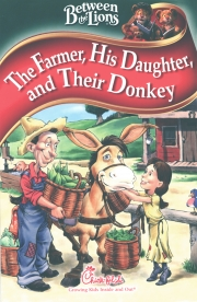 Farmer,Daughter-,Donkey